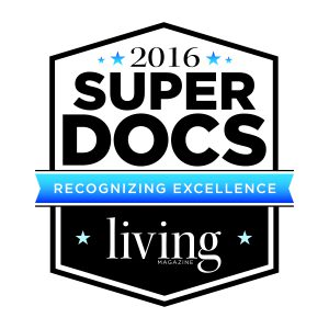 2016 super docs living magazine logo