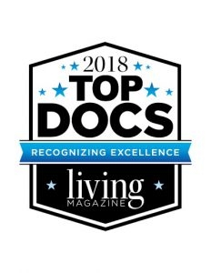 top docs 2018 living magazine logo